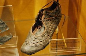 როგორ გამოიყურებოდა მოდური ფეხსაცმელი რომის იმპერიაში