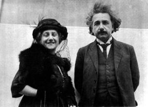 ფარდობითობის თეორიაზე რთული - ალბერტ აინშტაინის სიყვარული