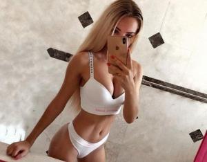"""18 წლის ულამაზესი უკრაინელი ჩოგბურთელი გოგონა, რომელიც """"ინსტაგრამს"""" იპყრობს"""