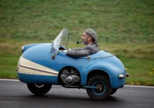 პატარა ზომის ავტომობილი Brutsch Mopetta
