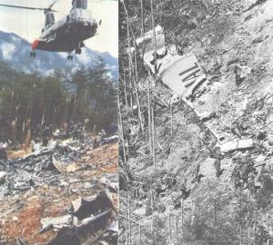1985 წლის 12 აგვისტოს მოხდა საავიაციო ისტორიაში ერთ-ერთი ყველაზე მასშტაბური და დრამატული ავიაკატასტროფა