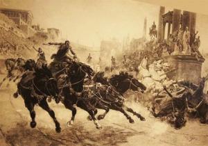 ისტორიაში ყველაზე მდიდარი სპორტსმენი რომის იმპერიაში ცხოვრობდა