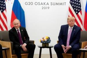 დონალდ ტრამპი: რუსეთთან მტრობის მიზეზი არ გვაქვს