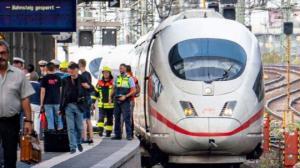 გერმანიაში მიგრანტმა 8 წლის ბავშვს ხელი ჰკრა და მატარებლის ქვეშ ჩააგდო