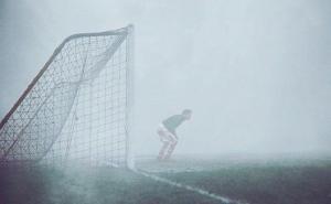 ზე კურიოზული შემთხვევა ფეხბურთის ისტორიაში. მეკარე ისე იცავდა კარს, რომ არ იცოდა შეხვედრა დამთავრებული რომ იყო