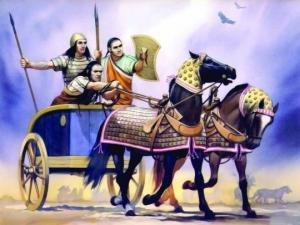 ცივილიზაციები და ხალხები რომლებიც განადგურდა. ნაწილი I