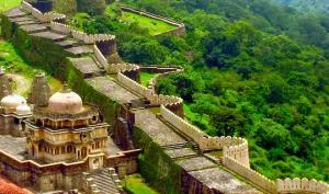 ინდოეთის  დიდი  კედელი – მსოფლიოს მივიწყებული საოცრება