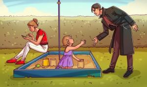 როგორ იტაცებენ ბავშვებსსათამაშომოედნებიდან და როგორ დავიცვათ ისინი?