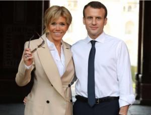 საფრანგეთის პრეზიდენტის ცოლმა პლასტიკურ ქირურგიას და გამაახლაგაზრდავებელ პროცედურებს მიმართა