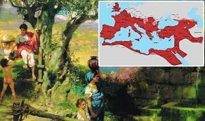 ძველი რომი – როგორ გახდა სოფლის ტიპის დასახლება «ნახევარი მსოფლიო»