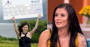 როგორ ცხოვრობს გოგონა, რომელმაც 16 წლის ასაკში 2 მილიონი დოლარი მოიგო
