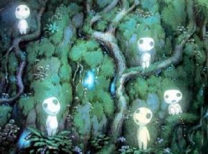 კოდამა-ხის სული