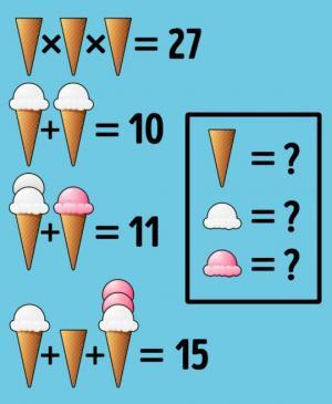 5 მათემატიკური ამოცანა,რომელზეც მთელი ინტერნეტი ტვინს იჭყლეტს