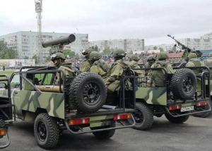 """სოციალურ ქსელში კრიტიკით შეხვდნენ რუსული სპეციალური დანიშნულების დანაყოფებისათვის და საჰაერო-სადესანტო ჯარებისათვის """"ნივა""""-ს პიკაპის გადაცემის გამო"""
