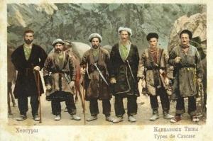მთიელი ხევსურები - რატომ ებრძოდნენ ჩეჩნებს მეომარი ქართველები. რუსი ისტორიკოსის ვერსია