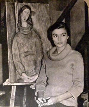 ვინ იყო ქართველი ქალი, რომელიც მოდილიანიმ დახატა