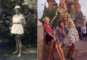 როგორ იცვლებოდა ქალის სილამაზის სტანდარტები სსრკ-ში