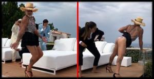 """""""მოცეკვავე მილიონერი"""" ჯანლუკა ვაკი ინტერნეტსივრცეს ახალი ცეკვით იპყრობს (ვიდეო)"""