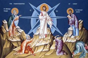 მოვლენა , რის გამოც აღინიშნება ფერისცვალების დღესასწაული