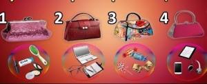 ჩანთა და ხასიათი