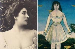 """ნიკალას მარადიული სიყვარული - """"აქტრისა მარგარიტა"""" - და ისტორია, რომელიც მხატვრის სიკვდილის შემდეგ გაგრძელდა"""