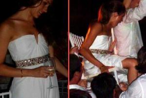 ეს დედოფალს არ შეეფერება!  - პიკანტური ფოტოები მეგან მარკლის პირველი ქორწინებიდან