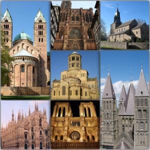 არქიტექტურა შუა საუკუნეების ევროპაში