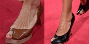 ქალის ასეთი ფეხსაცმელი ახლა საკმაოდ პოპულარულია, როგორ მოგწონთ?