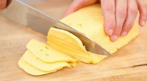 შინაურული ყველი ძალიან მარტივი რეცეპტით