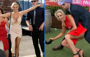 """ავსტრალიელმა """"ქალბატონებმა"""" თავიანთი ჩაცმულობითა და ქცევებით საზოგადოება აღაშფოთეს"""
