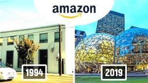 როგორ შეიცვალა ცნობილი კომპანიების შენობის ოფისები დაარსებიდან დღემედე