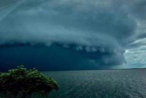"""ქარიშხალმა """"დორიანმა"""" ამერიკაში მთელი კუნძული წაიღო(ვიდეო)"""