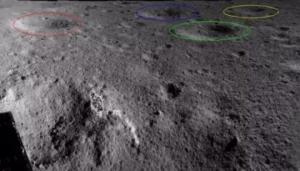 მთვარის ბნელ მხარეს კაცობრიობისთვის უცნობი ნივთიერება აღმოაჩინეს