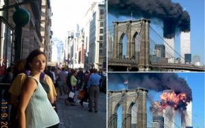 11 სექტემბრის ტრაგედიიდან შემორჩენილი უიშვიათესი ფოტოები