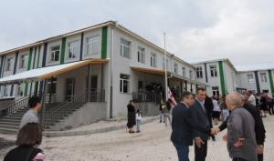 დედოფლისწყაროში ორი ახალი საჯარო სკოლა გაიხსნა