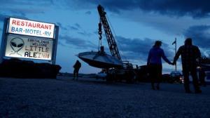 აშშ-ში საიდუმლო ბაზა 51-ზე შტურმი განახორციელეს:არიან თუ არა ბაზაზე უცხოპლანეტელები?