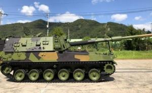 """ნორვეგიის არმია შეიარაღდება სამხრეთ კორეის წარმოების თვითმავალი საარტილერიო დანადგარით """" К9"""""""