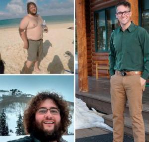 ადამიანები რომლებმაც ძალიან მალე დაიკლეს წონაში