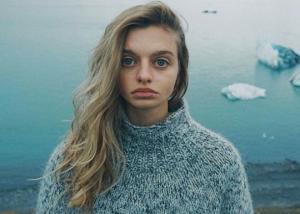 მარია ტელნაია-როგორ გამოიყურება გოგონა, მსოფლიოში ყველაზე დიდი თვალებით