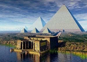 გიზას პირამიდების შესახებ ყველაფერი ისე არაა, როგორც გვასწავლიან