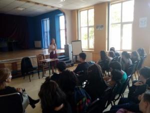 ლინა მეტონიძე: შეხვედრა 84 საჯარო სკოლის მოსწავლეებთან, მოზარდის ემოციური თავისებურებები და მისი დამახასიათებელი ნიშნები