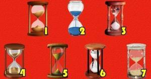 აირჩიეთ ქვიშის საათი და მიიღეთ მნიშვნელოვანი შეტყობინება