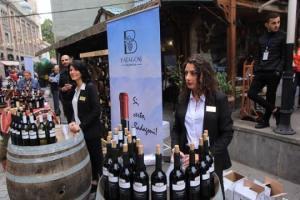 ღვინის გრანდიოზულ ზეიმამდე სულ უფრო ნაკლები დრო რჩება