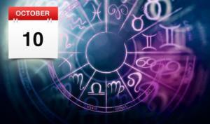 10 ოქტომბერი -ინფორმაციაზოდიაქოსნიშნებისთვის