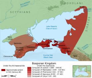 ბოსფორის სამეფო