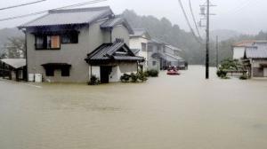 """იაპონიამ  9 მილიონი ადამიანის ევაკუაცია გამოაცხადა ტაიფუნ """"ჰაგიბისის"""" გამო (ვიდეო)"""