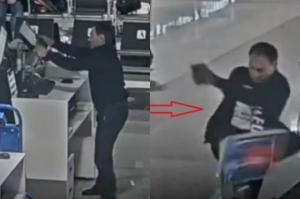 ქართველმა ბიზნესმენმა დებოში მოაწყო მოსკოვის შერმეტიოვოს აეროპორტში, რის გამოც დააკავეს