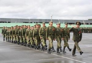 400 ოსი სამხედრო სამსახურს გადის სამაჩაბლოში რუსი ოკუპანტების მეოთხე ბაზაზე