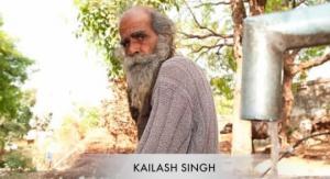 """""""ჭუჭყიანი და აქოთებული""""-ინდოელი კაცი,რომელსაც  მღვდლის რჩევით 45 წელია არ უბანავია"""