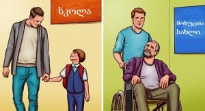 10 მტკივნეული რამ, რაც შეიძლება შვილებმა მშობლებს გაუკეთონ